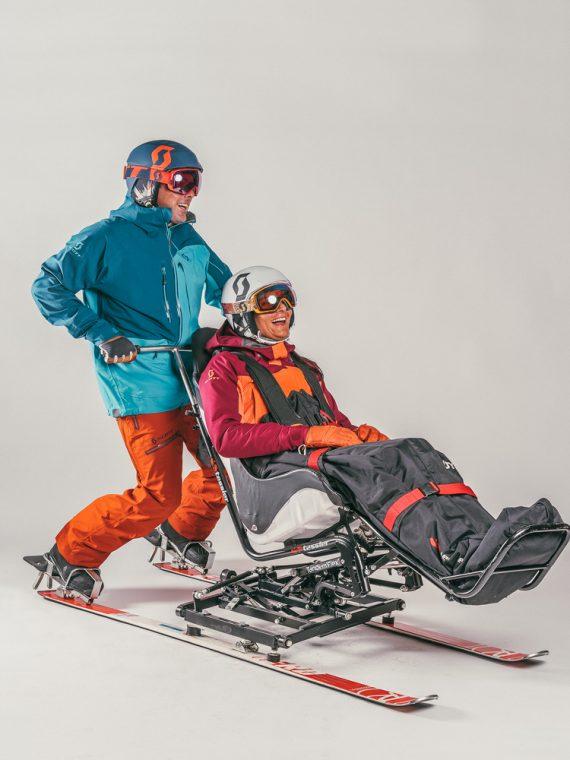 Oxygène Ski & Snowboard School | Taxi Ski 2