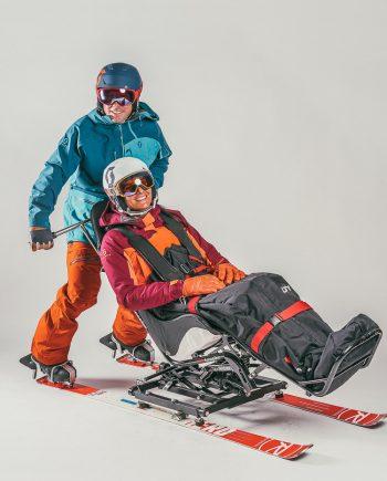 Oxygène Ski & Snowboard School Taxi Ski