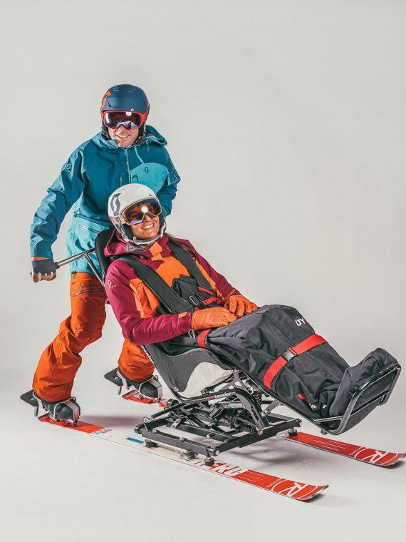 Oxygène Ski & Snowboard School | Taxi Ski