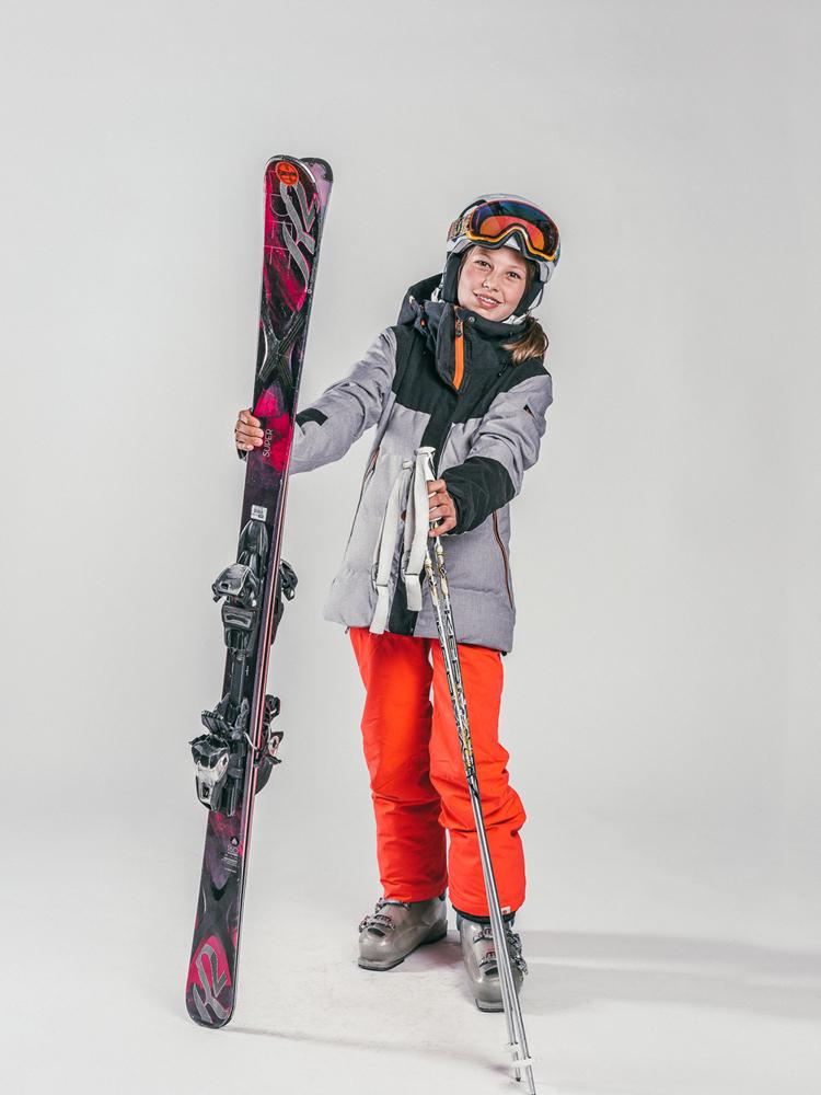 Oxygène Ski & Snowboard School Teenage Skier 2