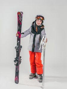 Oxygène Ski & Snowboard School | Teenage Skier