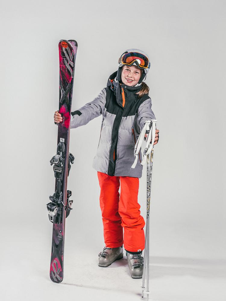 Oxygène Ski & Snowboard School Teenage Skier