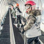 Oxygène Ski & Snowboard School Children On Magic Carpet