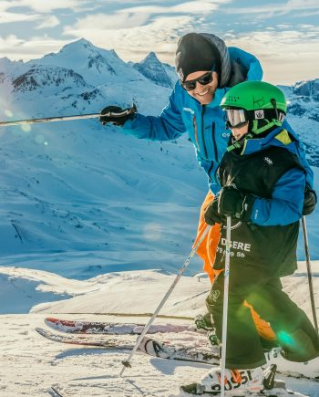 Oxygène Ski & Snowboard School Children's Gold Lesson