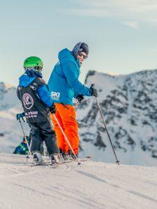 Oxygène Ski & Snowboard School – Children's Ski Lesson