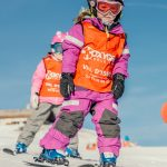 Oxygène Ski & Snowboard School Child Snowplough