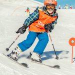 Oxygène Ski & Snowboard School Child Skiing