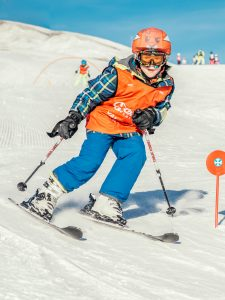 Oxygène Ski & Snowboard School – Child Skiing