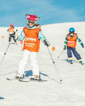Oxygène Ski & Snowboard School – Children Skiing