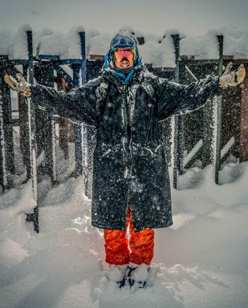 Oxygène Ski & Snowboard School – Instructor in Snow