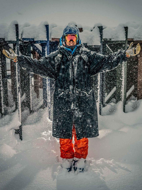 Oxygène Ski & Snowboard School Instructor in Snow