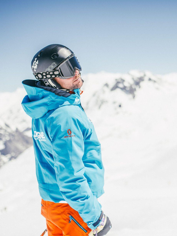 Oxygène Ski & Snowboard School Oxygène Instructor