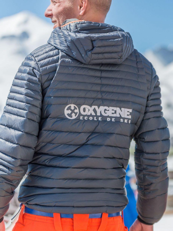 Oxygène Ski & Snowboard School Oxygène Jacket
