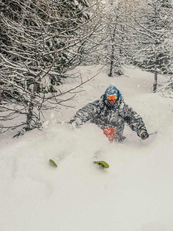 Oxygène Ski & Snowboard School Instructor Off-Piste Val d'Isère