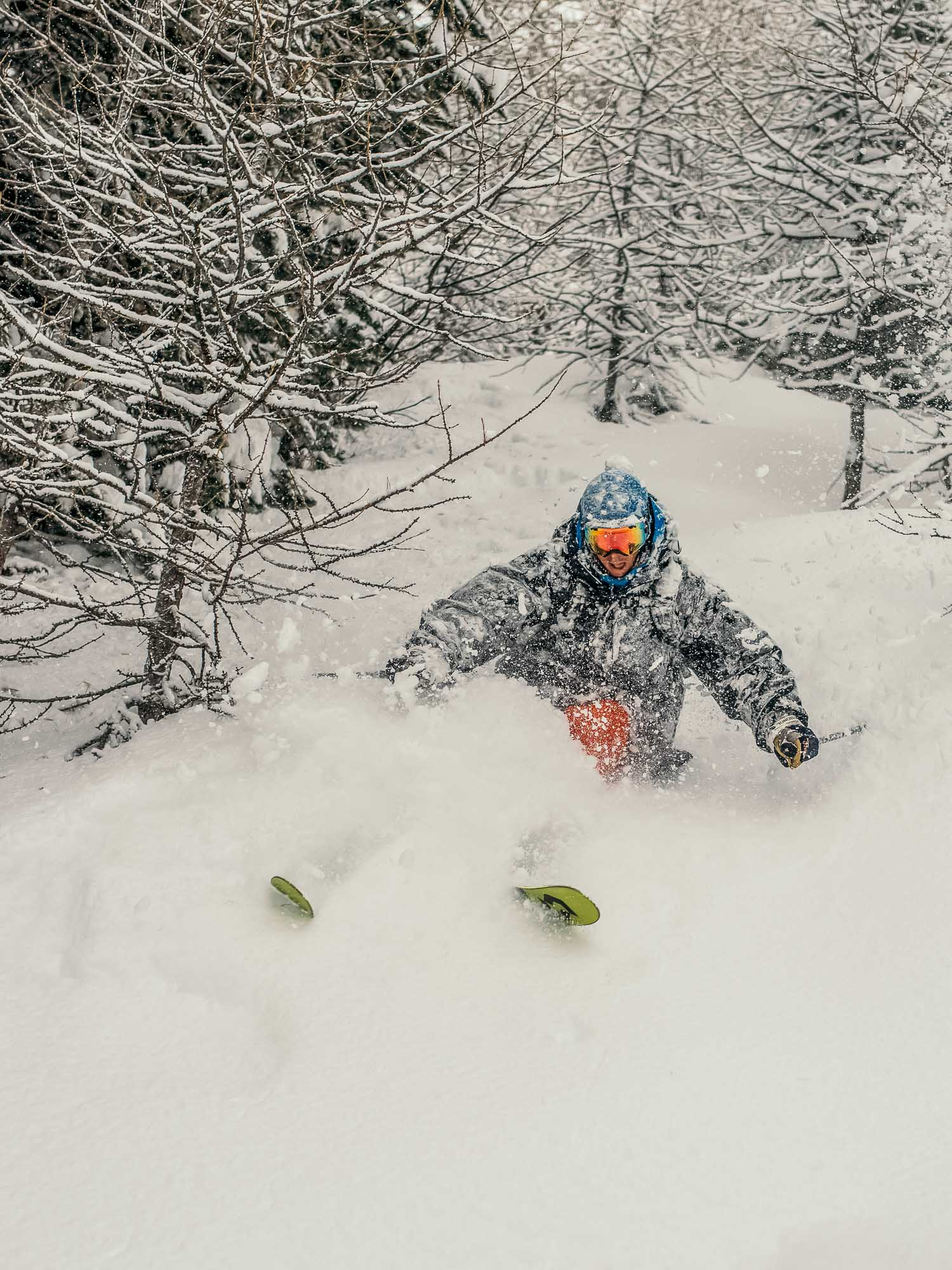 Oxygène Ski & Snowboard School – Instructor Off-Piste