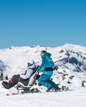 taxi-ski