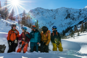 A guide to how and when to book ski holiday with the minimum of stress