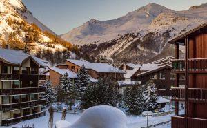 ski accomodation val d'isère