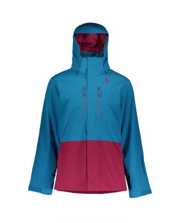 mens ski jacket rental scott - location veste de ski scott pour homme