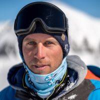 Maxence moniteur de ski Oxygene La Plagne