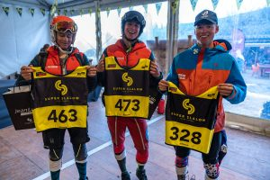 Oxygene Super Slalom competitors