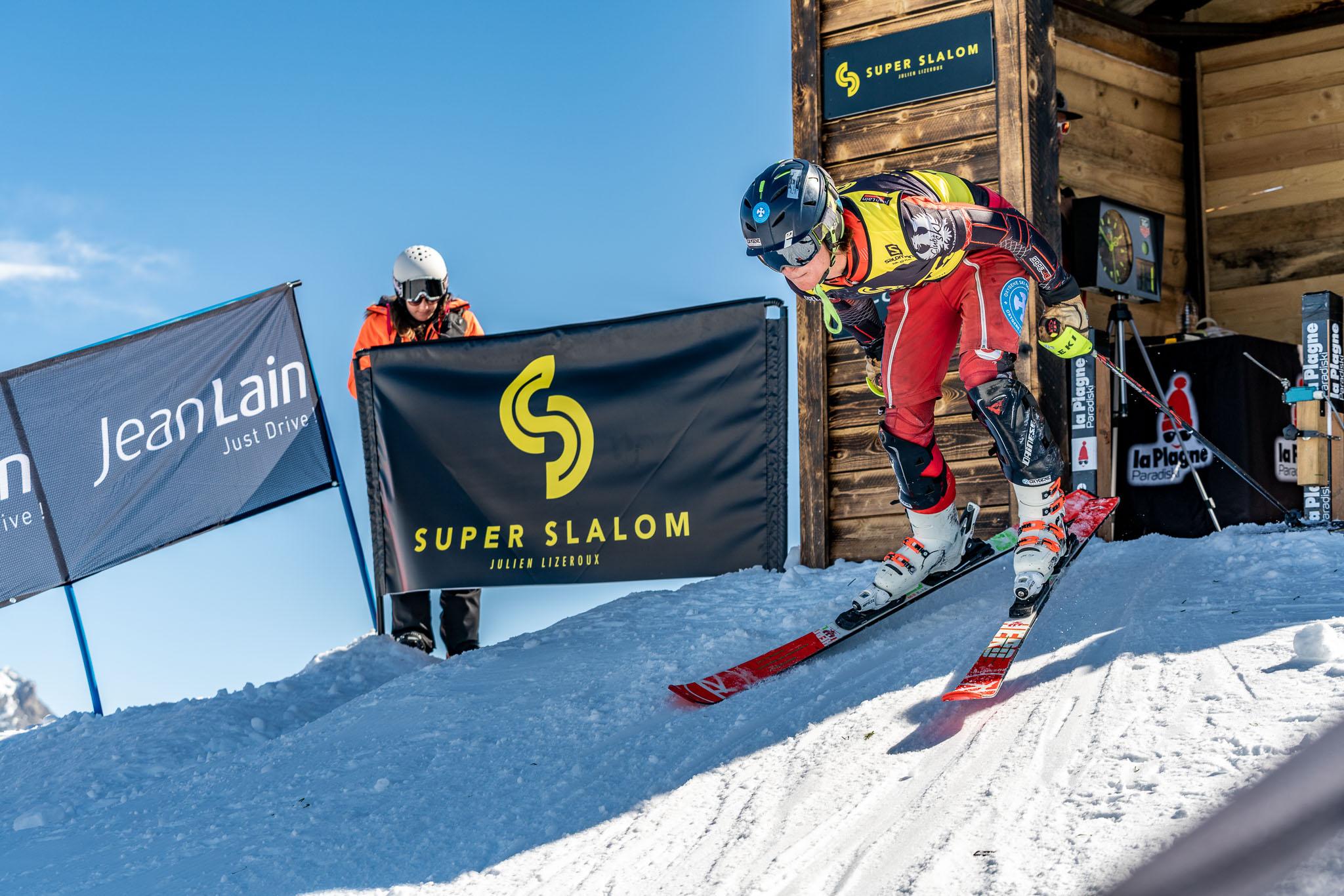 Super Slalom La Plagne 2019