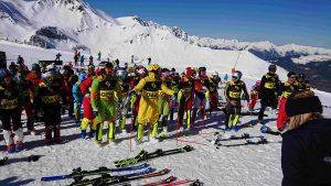 Super Slalom 2019 Warm Up