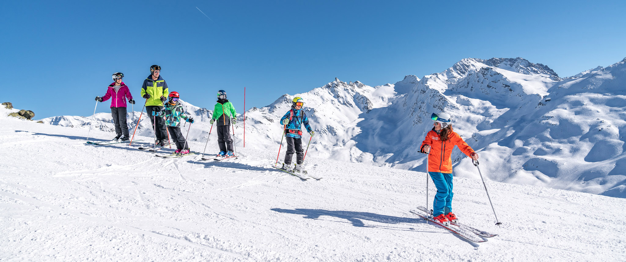 Oxygene Private lesson in Val Thorens