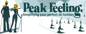 Peak Feeling logo